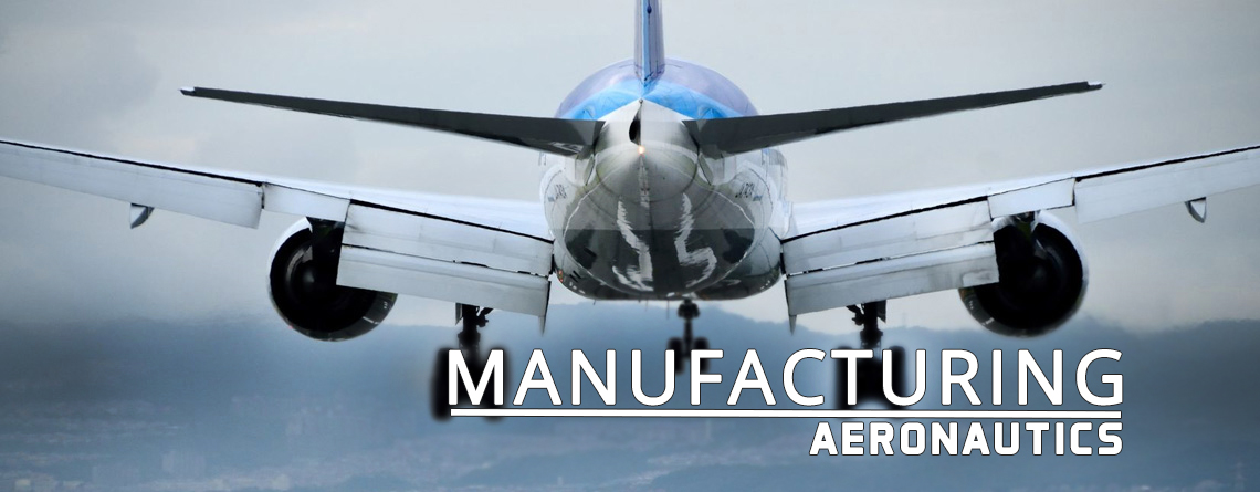 slider manufacture aeronautics
